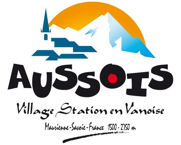 Logo aussois village station